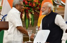 Sri Lanka will carry forward the process of reconciliation, including implementation of 13 A – Marendra Modi
