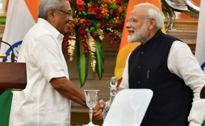 Sri Lanka will carry forward the process of reconciliation, including implementation of 13 A - Marendra Modi