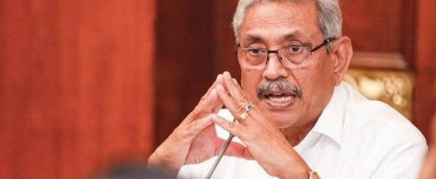 Sri Lanka: Missing persons are actually dead & Govt will support families of mission persons – Gota tells UN