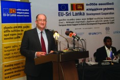 EU to Provide LKR 38 Billion for Development Cooperation with Sri Lanka