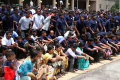 Rajapaksa camp indicates their position towards ex- LTTE militants