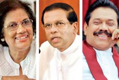 Sri Lanka: That perennial debate on the executive presidency!