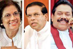 Sri Lanka: That perennial debate on the executive presidency!