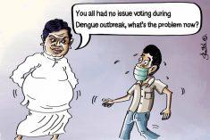Election against Democracy – Thisaranee Gunasekara