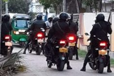 Sri Lanka: Tamil National People's Front reports continuous Police & Military harassment in Jaffna.