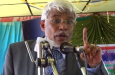 Military Doing Politics, says Chief Minister Nazeer Ahamed