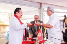 Sri Lanka: 35 Departments and Institutions under purview of Defense Minister Rajapaksa