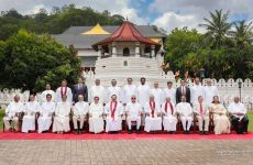 Dominated by elderly Sinhala Buddhist upper cast men, new Sri Lanka cabinet does not have proper social representation.