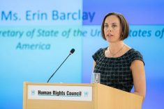 HRC 34: US says Sri Lanka is a success story for UNHRC