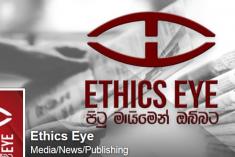 """Ethics Eye"" Journalist Threatened"