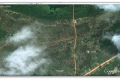 The end of war in Sri Lanka, captured for posterity by Google Earth