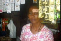 Fathima Thahir,the Family Owned Provision Store in Battaramulla and a Rock Flung in the Dark.