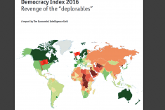 Sri Lanka  improves on global Democracy Index  2017.