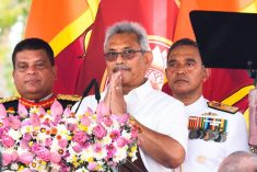 Sri Lanka's new government fosters Buddhist nationalism