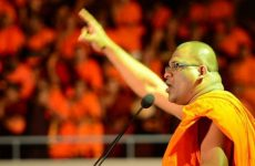 Pardoning Gnanasara is an act of extreme leniency to a Buddhist monk & it sends a wrong message to the country.- TNA