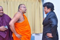 Sri Lanka: Prez shouldn't exercise executive powers arbitrarily when pardoning Galagodaaththe Gnanasara Thera: BASL