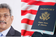 USA and western nations wont allow  Gotabhaya Rajapaksa become President of Sri Lanka