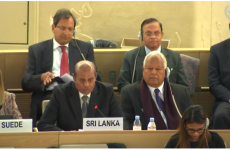 Pressing for time bound benchmarks in accountability is bound for failure, Sri Lanka tells HRC 40