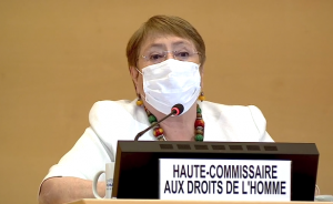 HRC 44: Rights Commissioner expresses her concerns over Muslims in Sri Lanka targeted with stigma and hate speech during pandemic.