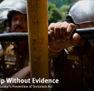 Sri Lanka: Repeal Draconian Security Law; Failure to Meet Pledges on Accountability, Counterterrorism Reforms