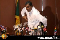 """""""Bloody journalists! Don't they have something better to do?""""-  Sri Lanka Deputy Minister"""