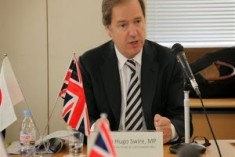 Sri Lanka :  It is too soon to define what any international investigation might consist of The UK Minister of State Hugo Swire