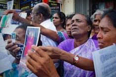 A disappearance every five days in post-war Sri Lanka