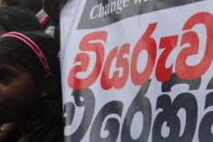The Protest Campaign 'Viyaruwata Eherihiwa' Attacked by Govt Politicians