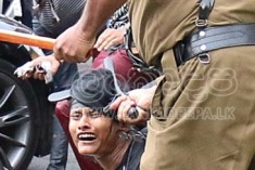 In the Name of Assaulted HNDE Students – Kusal Perera