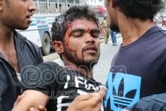Sri Lanka's Police Commission Recommends Disciplinary Action Against Officers Assaulted HNDA Students