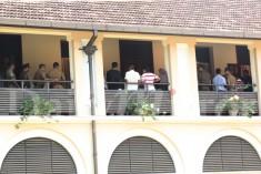 JSC secretary assaulted ;District Judges and Magistrates decide to halt work .