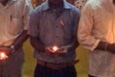 Students at University of Jaffna commemorate Mullivaikkal massacre