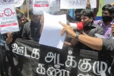 Journalist Faces Charges After Publishing Report Critical of Sri Lankan Police