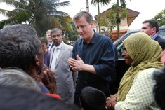 CHOGM 2013: Cameron's visit boosts morale of displaced Tamils