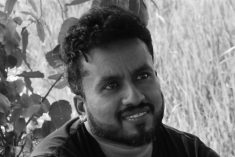 Police warned Atheist and social media activist Indika Rathnayake not to write on religion, especially Buddhism