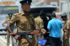 Sri Lanka police continues shooting 'suspects'; One killed, one Injured