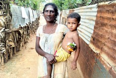 Displaced Jaffna residents still waiting to go home – two years after war ended