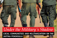 Report: Militarization Threatens Livelihood Of Local Communities in Jaffna
