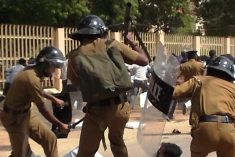 How police is covering up police brutality in Sri Lanka