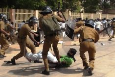 The Association of Chiefs of Police (Rtd.) of Sri Lanka opposes devolving law and order to provinces