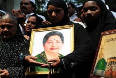 Demise of Jayalalitha is a great loss  to the Tamil people in Sri Lanka as well – Sampanthan