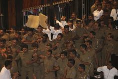 Sri Lanka PM Wickremesinghe mourns fate of democracy