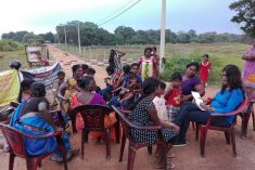 Sri Lanka: Immediately Release Land of the People of Keppapilavu urge Civil groups