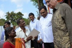 India for lasting political solution in Tamil areas: Khurshid