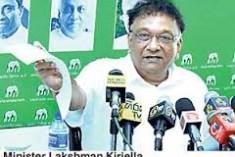 Minister Kiriella's Anger  is Reflective of a Collective Angst – Kishali Pinto Jayawaradena