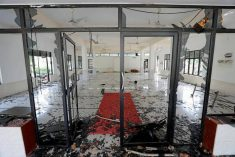 Mobs attack mosques, Muslim-owned shops and homes in Sri Lanka's Kurunegala District