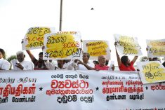 Sri Lanka heads for an uncertain future – Ranga Jayasuriya.