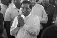 The Sri Lanka government may face both domestic and international opprobrium
