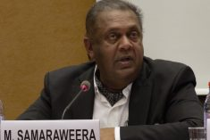 13 side events planned on Sri Lanka during UNHRC 34; GoSL side event on 1st March.