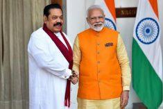 Narendra Modi flags Tamil concerns; Mahinda Rajapaksa non-committal